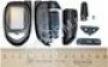 Корпус брелока автосигнализации SHERIFF ZX-925 ver. 2