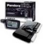 Автосигнализация Pandora DeLuxe 3000 с установкой
